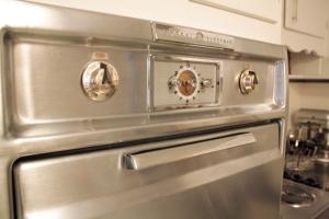 GE built-in oven clock/timer